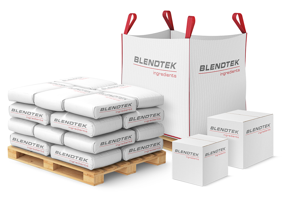 Powder Capabilities Blendtek